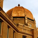 """Garfield Park Fieldhouse, the """"Gold Dome Building"""""""