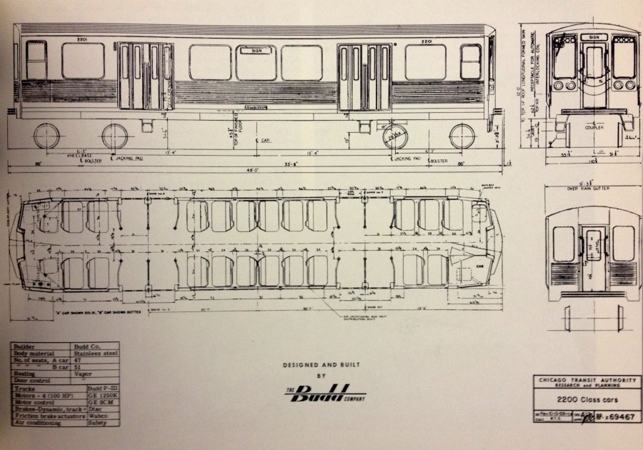 2200 series design plan