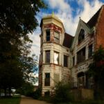 Uncertain Future for a Vacant Gothic Mansion Built for Co-founder of Schwinn Bicycle Company