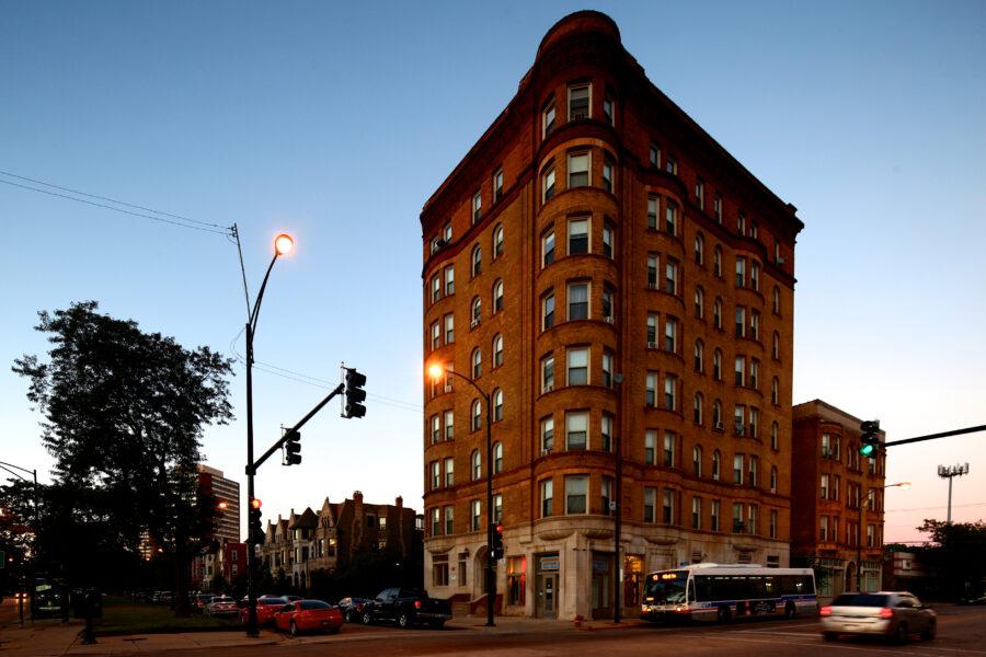Grand Boulevard apartments