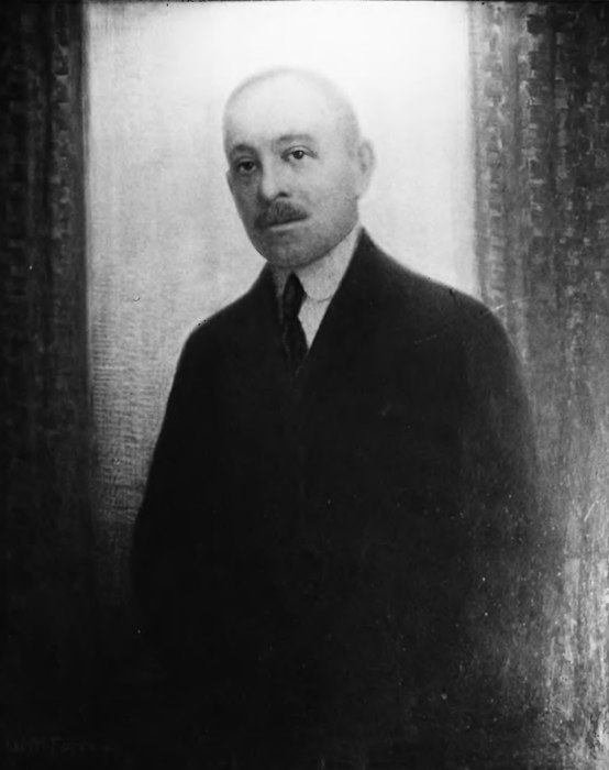 Portrait of Doctor Daniel H. Williams at Provident Medical Center