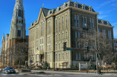 Saint Ignatius College Prep:  A Legacy of Preservation