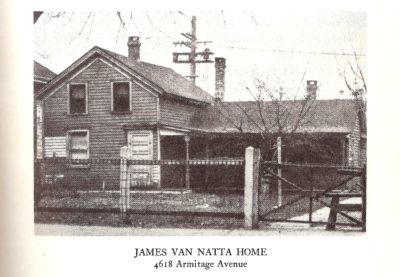 From a Time Before the City: the ca. 1858 James Von Natta Farmhouse (UPDATED)