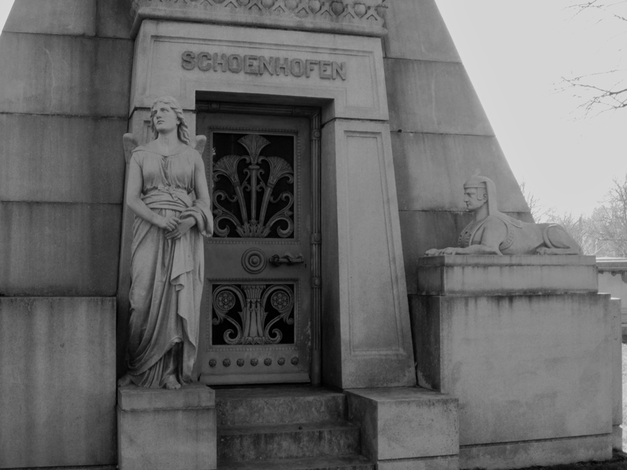 Graceland Cemetery Chicago, IL 014_web