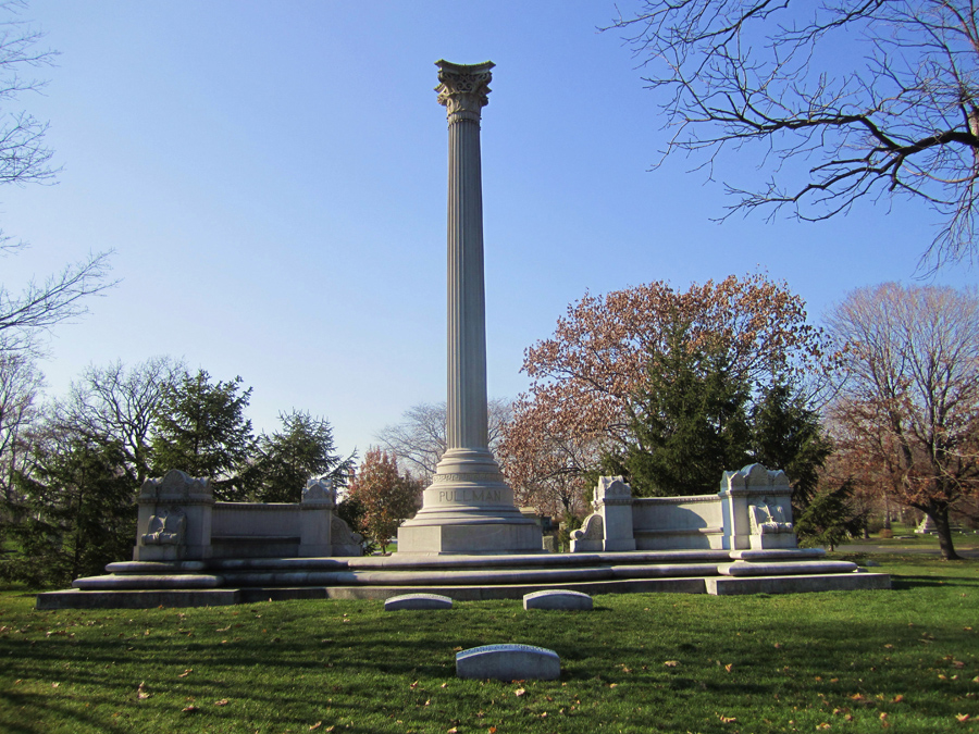 Graceland Cemetery Chicago, IL 017_web