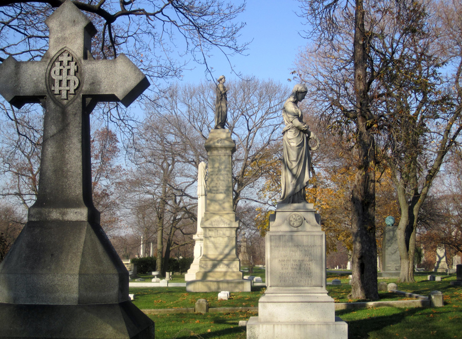 Graceland Cemetery Chicago, IL 140_web