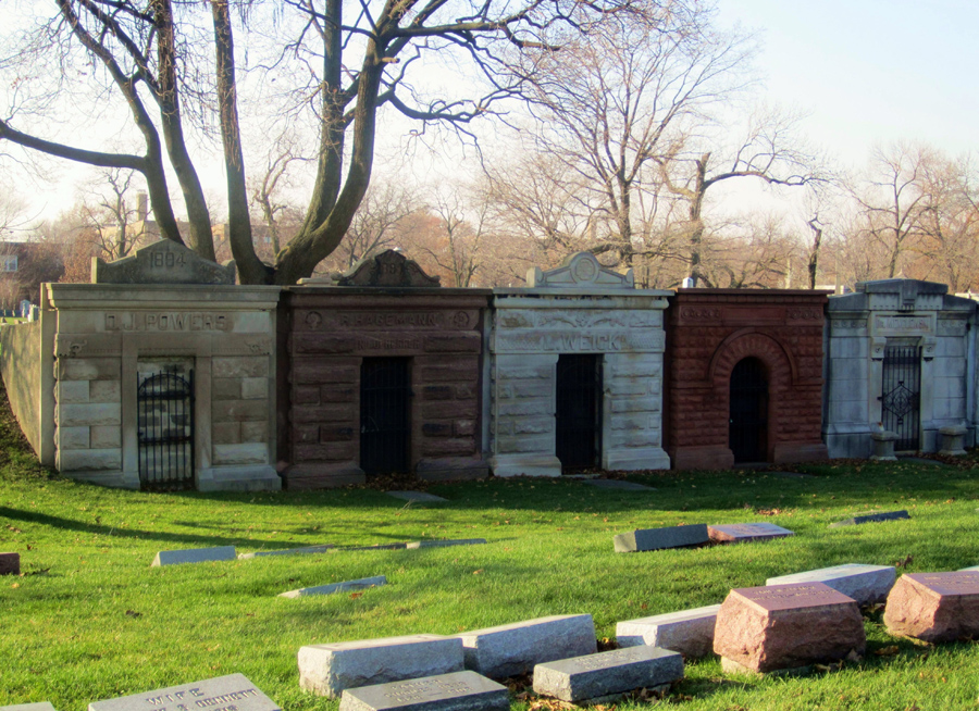 Graceland Cemetery Chicago, IL 172_web