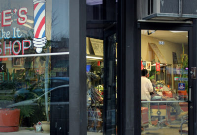 New Weekly Column: Barber Shop of the Week