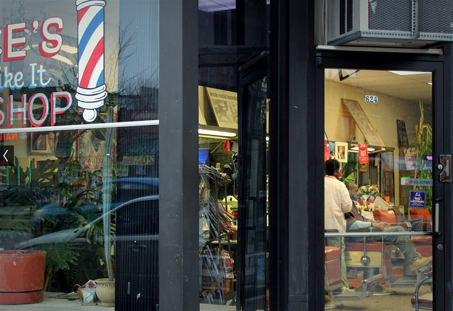 Barber Shop Chicago : New Weekly Column: Barber Shop of the Week Chicago Patterns