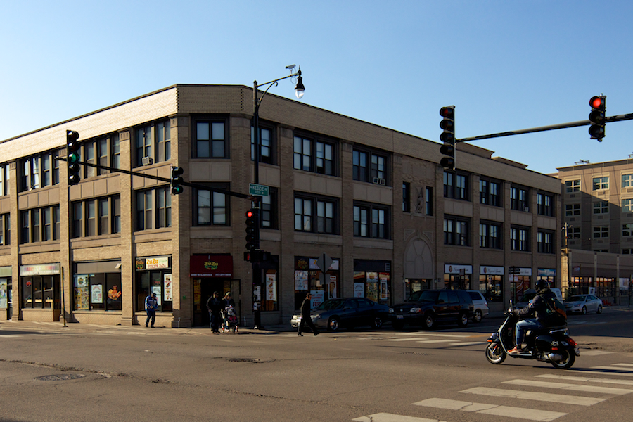 Kedzie and Lawrence