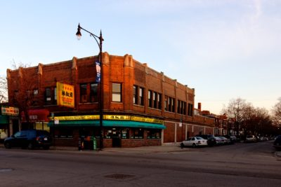 A Walking Tour of Albany Park's Corner Buildings
