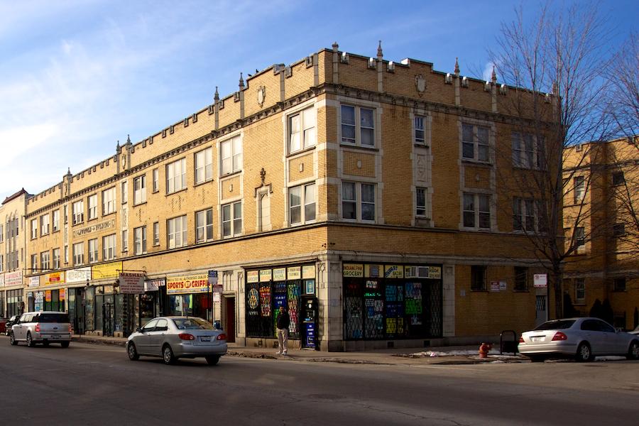 Lawrfield Building