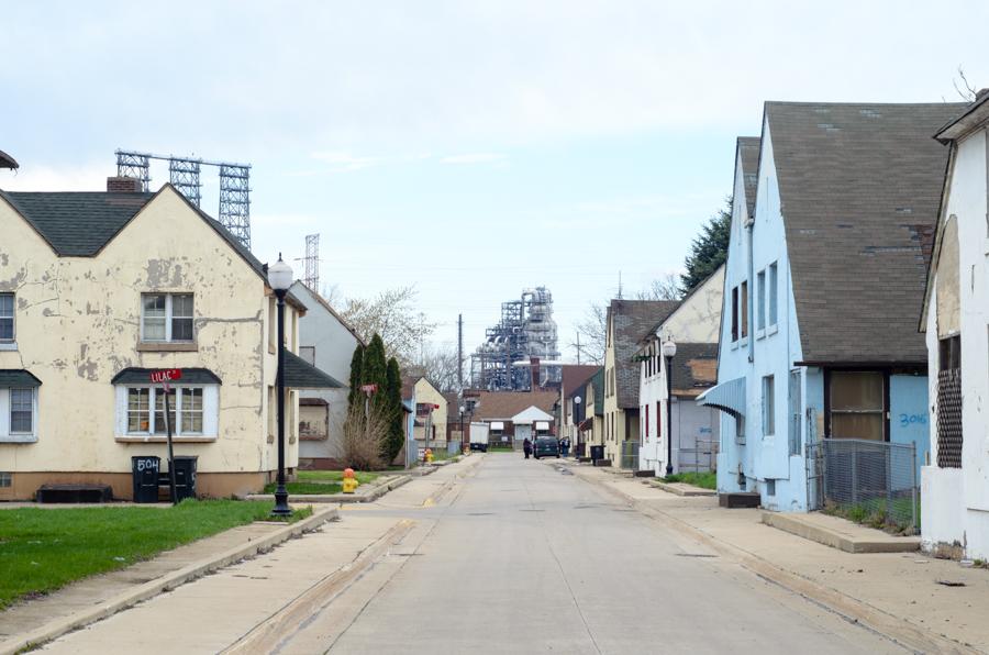 Oak Street, Marktown