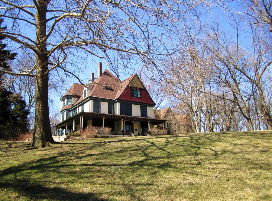 1892 Edward L. Roberts House