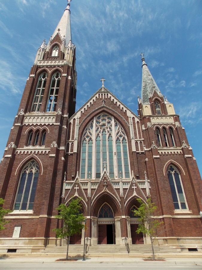 Saint Michael The Archangel Catholic Church