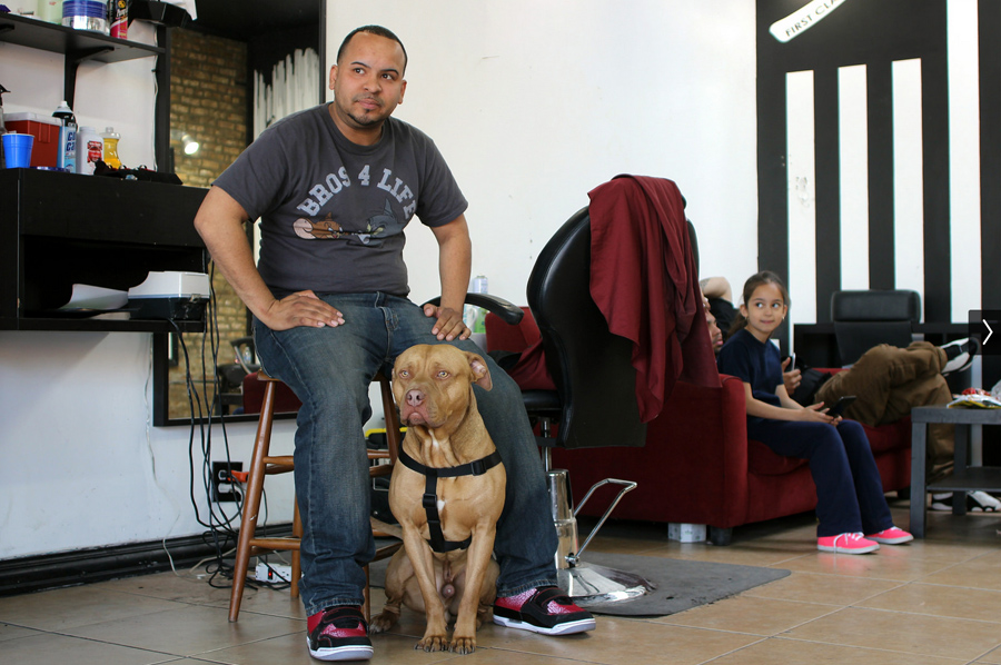 Barber Shop of the Week: First Class Barber Shop Chicago Patterns