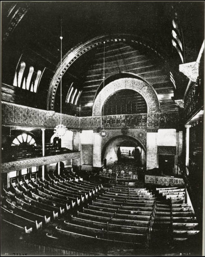 Interior photo, courtesy of School of the Art Institute of Chicago