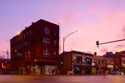 Day Into Night at Damen and Division