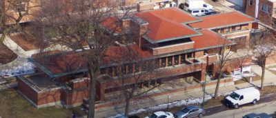 Robie House: Masterpiece of Glass and Light