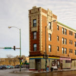 Spanish Revival at Milwaukee and Diversey