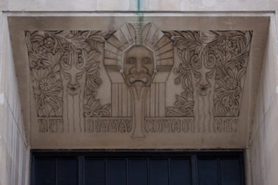 Art Deco Treasure Chest: Daily News Building