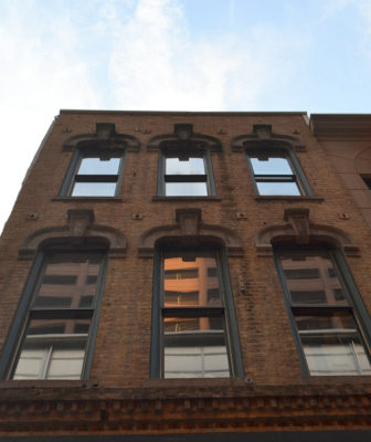 The Surviving Post-Fire Buildings in Chicago's Loop