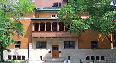 Louis Sullivan, Frank Lloyd Wright, and the Charnley House, Part 1