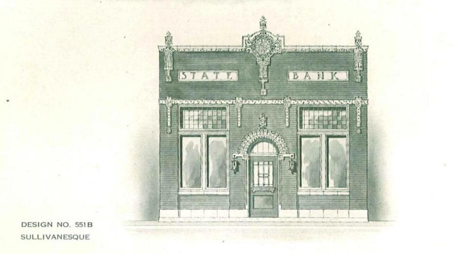 Building service (house plans) catalog, 1920