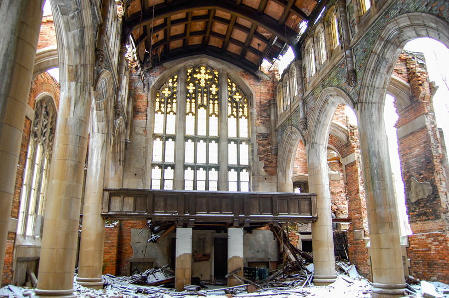 City Methodist Church [Eric Allix Rogers/Chicago Patterns]