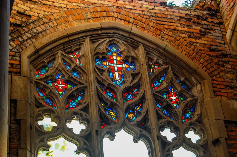 City Methodist Church (Eric Allix Rogers/Chicago Patterns)