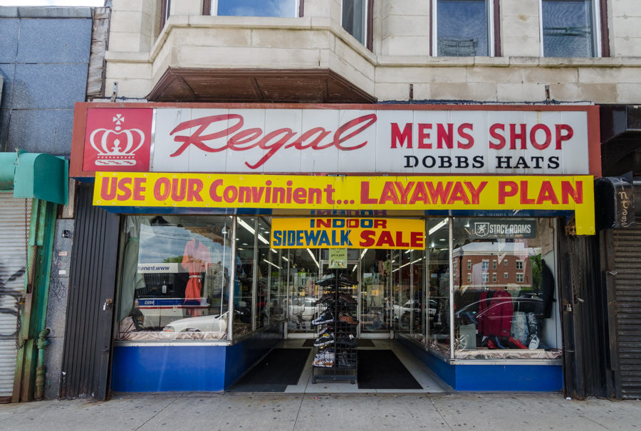 Regal Mens Shop [Eric Allix Rogers/Chicago Patterns]